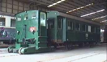 Loco trattore 207
