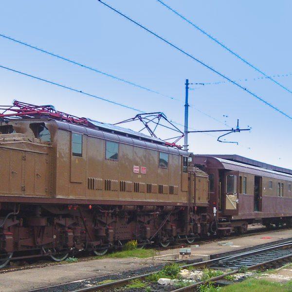 locomotore e626