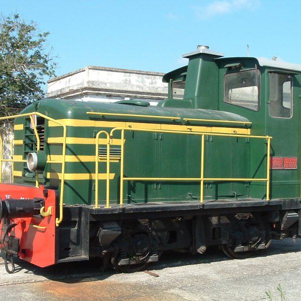 Loco-trattore 216 0042