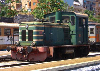 Locomotore Deutz B103